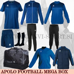 Apolo Mega Football Box